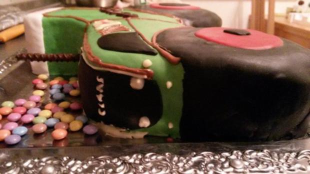 Trecker Torte Rezept Mit Bild Kochbar De