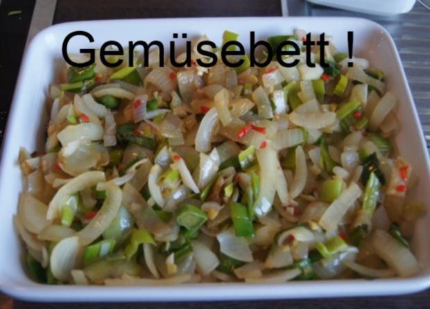 Gourmet Knusperente mit orientalischen Reis und Erdnusssauce - Rezept - Bild Nr. 5