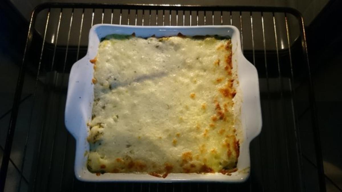 Schnelle Küche Ohne Ofen ~ spinat aus dem ofen einfache küche,schnelle küche rezept kochbar de