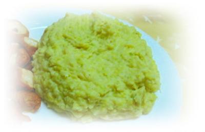 Kartoffel – Rosenkohl - Püree - Rezept