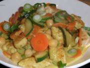 Chicken-Curry •*`*• sweet & hot - Rezept