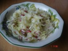 Spitzkohlsalat - Rezept