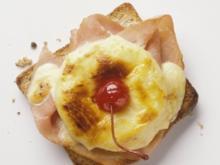 Toast Hawaii in vier Varianten - Rezept
