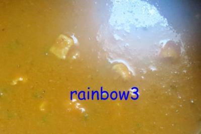 Kochen: Scharfe Möhren-Hähnchen-Suppe - Rezept