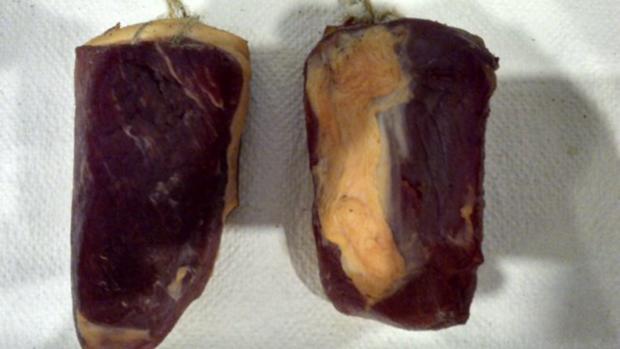Knoblauch Schinken Geräuchert - Rezept