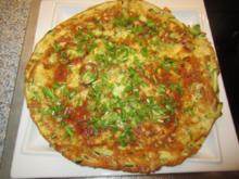 Frittata mit Zucchini - Rezept