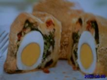 Versunkene Eier - Rezept
