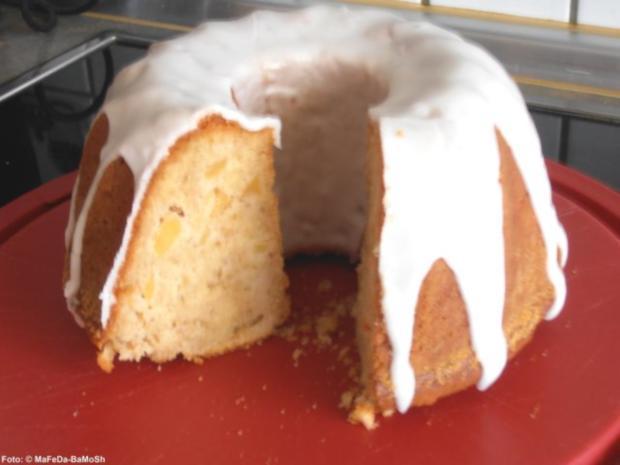 Apfel-Kardamom-Kuchen - Rezept