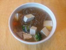 Schnelle Asia-Suppe - Rezept