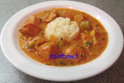 Kochen: Hähnchen in Joghurtsauce, indisch - Rezept