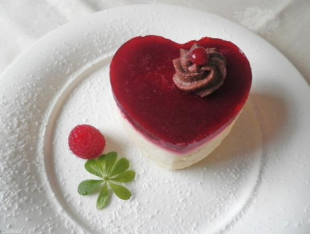 Valentins - Dessert ... ein Dessert zum Verlieben ... ;-) - Rezept - Bild Nr. 5