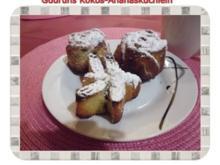 Kuchen: Kokos-Ananasküchlein - Rezept