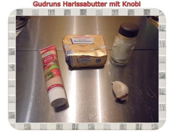 Brotaufstrich: Harissabutter - Rezept - Bild Nr. 2