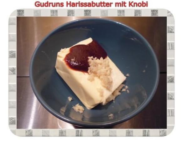 Brotaufstrich: Harissabutter - Rezept - Bild Nr. 4