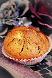 Ananas-Mohn-Muffins - Rezept