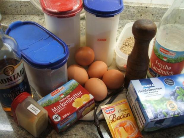 Backen Fruchtiger Marmorkuchen Vom Blech Rezept Kochbar De