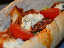 "Paprikafischburger  ""Bodrog-Sandwich"" - Rezept"