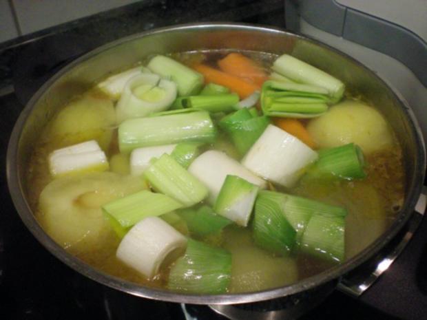 Suppe: Möhren-Ingwer-Orangensuppe - Rezept - Bild Nr. 3
