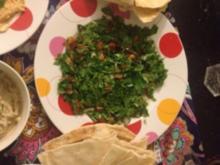 libanesische Taboulé - Rezept