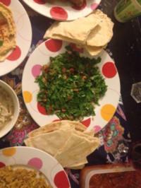 Rezept: libanesische Taboulé