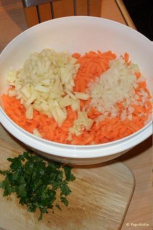 Karottensalat mit Meerrettich - Rezept - Bild Nr. 4