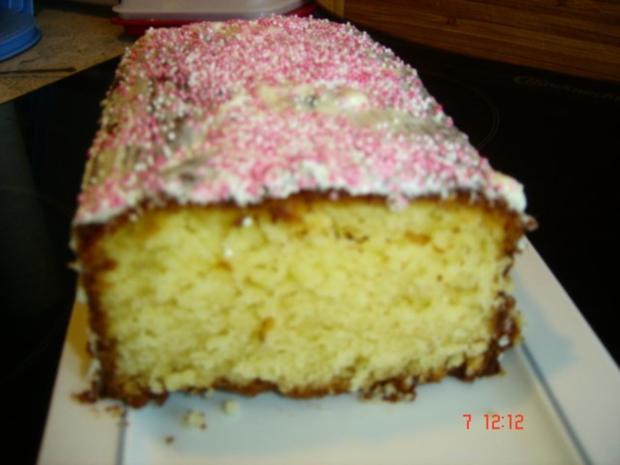 Buttermilch-Vanille-Kokoskuchen - Rezept - Bild Nr. 2