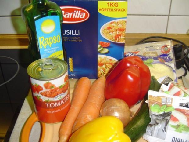 Gemüsehacknudelauflauf - Rezept - Bild Nr. 2