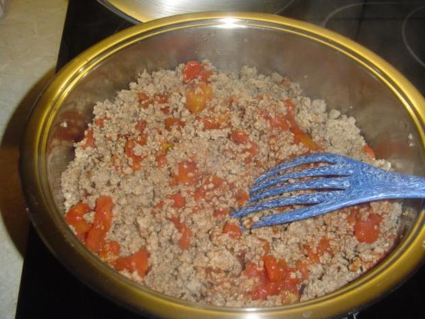 Gemüsehacknudelauflauf - Rezept - Bild Nr. 5
