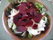 Salat : Eine gesunde Schüssel - Rezept