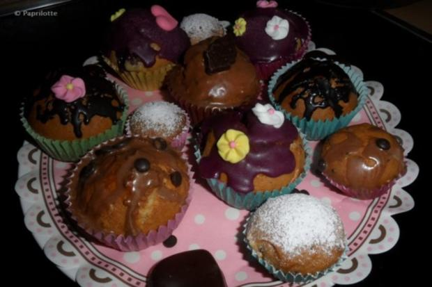 Muffins for friends  - Rezept