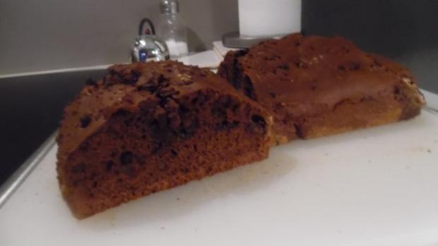 Schokoladeneis-Kuchen - Rezept - Bild Nr. 2