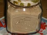 Sahne Cappuccino Pulver - Rezept