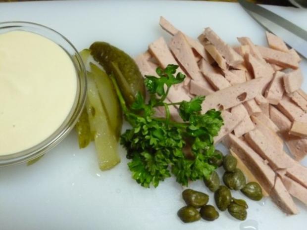 Curry-Fleischsalat - Rezept - Bild Nr. 3