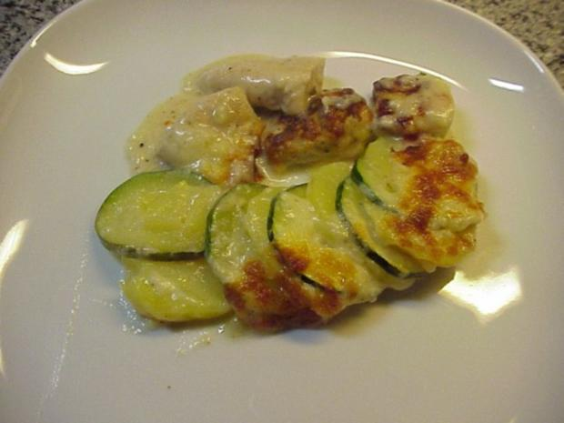 Hähnchenfilet-Kartoffel-Gratin - Rezept - Bild Nr. 2