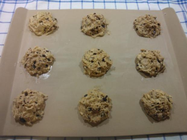 American Chocolatechips Cookies - Rezept - Bild Nr. 2
