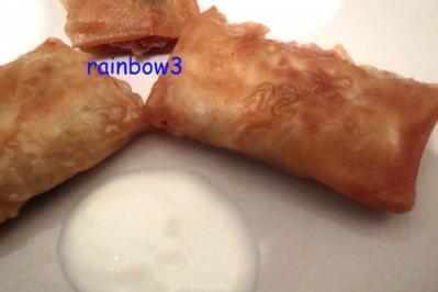 Zwischensnack: Versteckter griechischer Salat :-) - Rezept