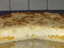 Käsekuchen mit Streuseln - Rezept