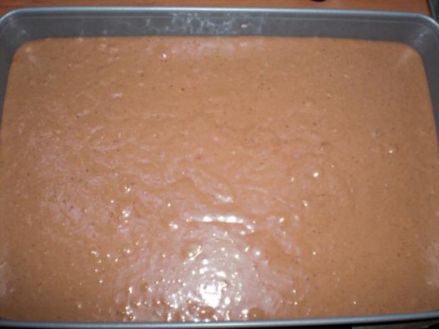 Kirsch-Schoko-Nuss-Blechkuchen - Rezept - Bild Nr. 10
