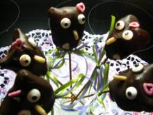 Eulen Cake Pop - Rezept