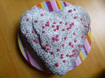 Schoko-Nuss-Kuchen - Rezept