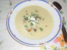 Selleriecremesüppchen - Rezept