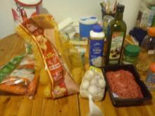 Kartoffel-Möhrensuppe mit Frikadellen ala Silke - Rezept