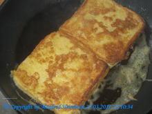Tapas – Torrijas jamon y queso - Arme Ritter herzhaft pikant a'la Manfred - Rezept - Bild Nr. 4234