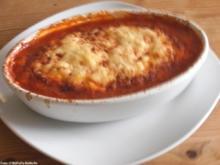 Spaghetti-Auflauf - Rezept