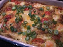 Auflauf: Lachs-Gemüse-Auflauf - Rezept