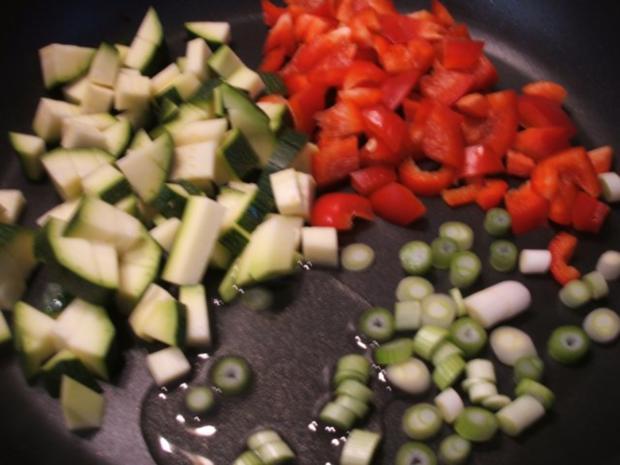 Auflauf: Lachs-Gemüse-Auflauf - Rezept - Bild Nr. 3