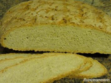 Brot:   ROGGEN - Mischbrot 750gr. - Rezept