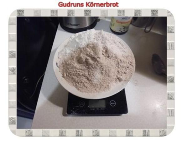 Brot: Körnerbrot - Rezept - Bild Nr. 4