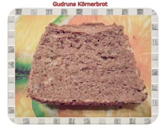 Brot: Körnerbrot - Rezept - Bild Nr. 13