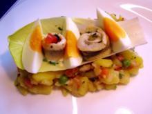 Bunter Faschings-Salat - Rezept